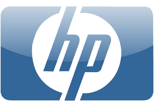 Gallery For > Hewlett Packard Logo Png
