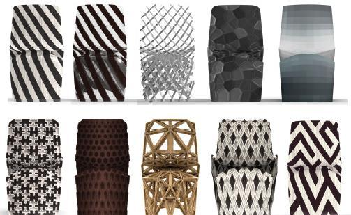 Need a Chair?  Now You Can 3D Print One at Home Thanks to Joris Laarman
