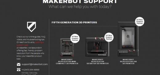 MakerBot's Support Knowledge Base