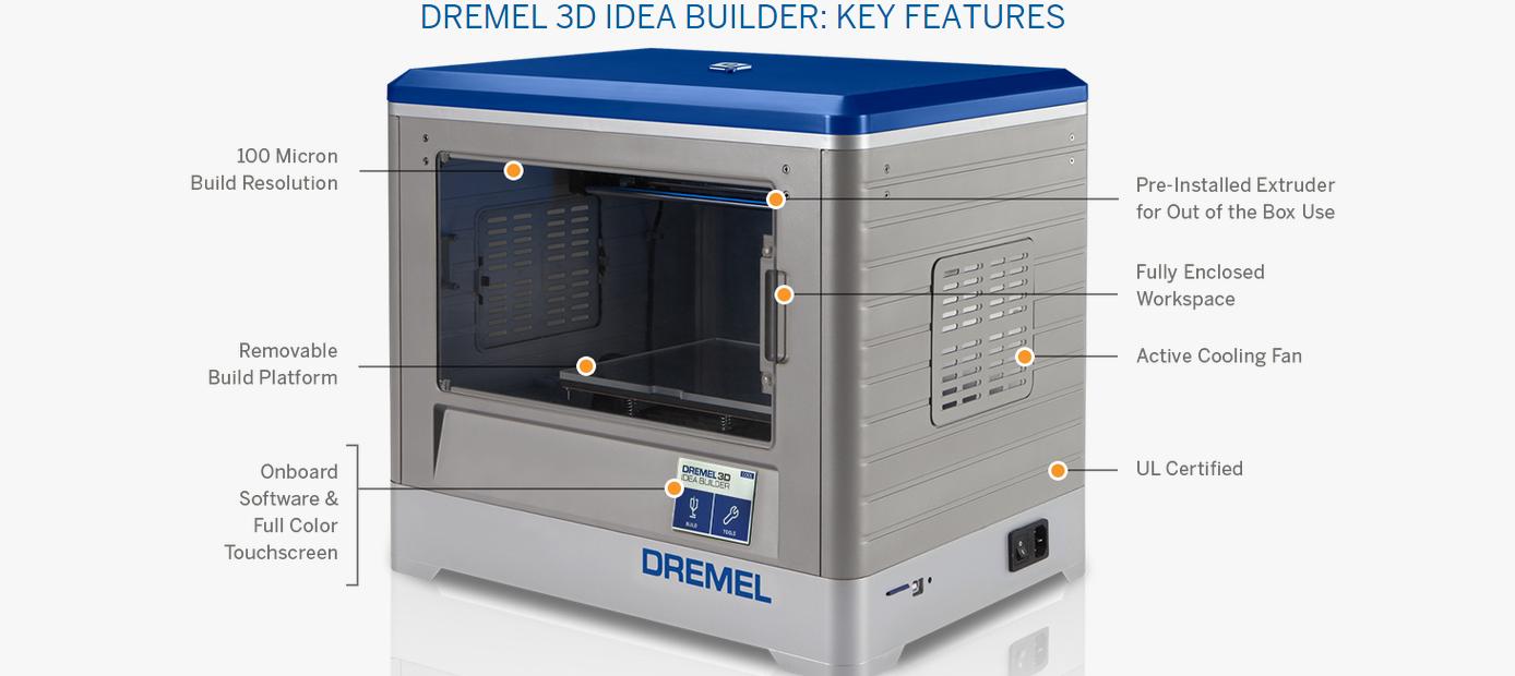 Image result for dremel 3d20 parts