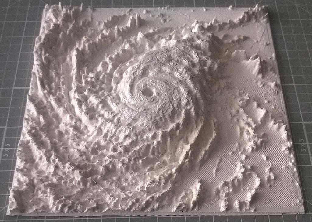 3d print a hurricane nasa puts files for 3d printable Making models for 3d printing