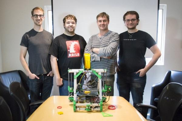The PrintToPeer Team