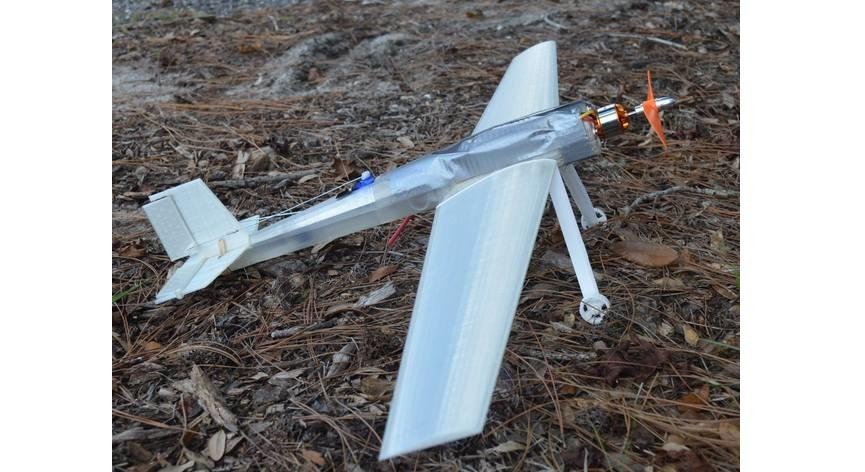 Lange's 3D Printed RC Airplane