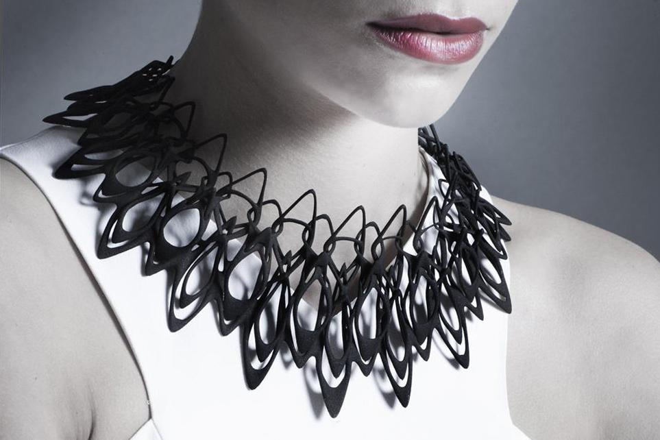 LACE by Jenny W - Stria Necklace