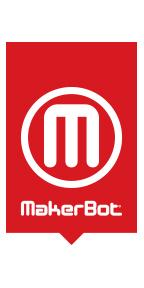 MakerBot_Ribbon logo
