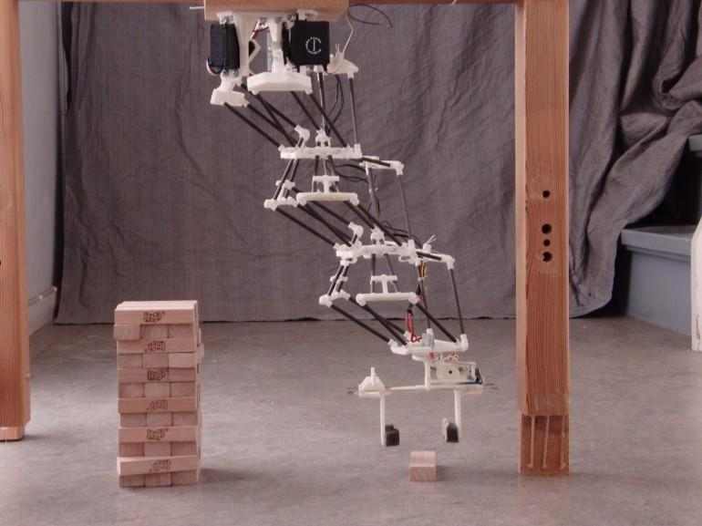 Is The Triple Delta Robot A 3d Printing Gamebreaker