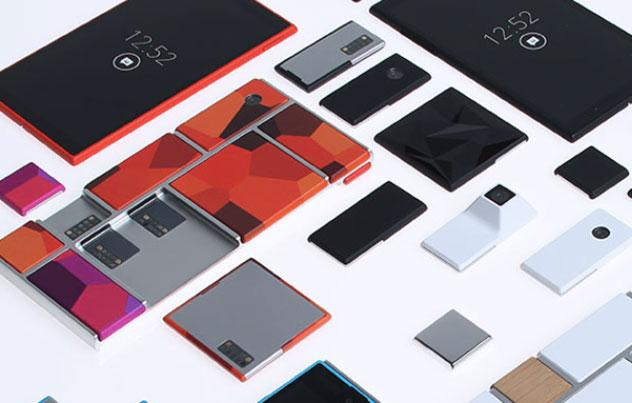 3D Systems Will Not Be 3D Printing Googles PROJECT ARA Smartphone.
