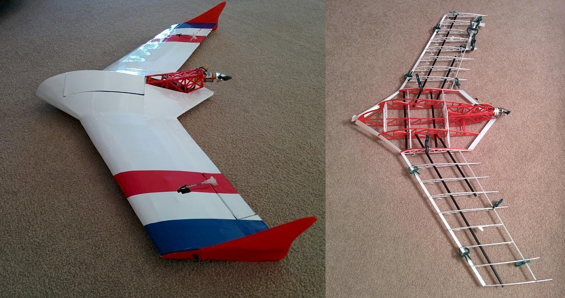OpenRC Swift: The Amazing 3D Printed Radio-Controlled Flying