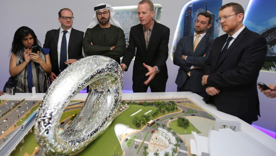D Printing Exhibition Uae : 'museum of the future to be built in dubai using d