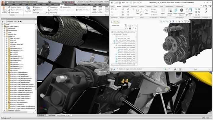 AutoDesk Rolls Out New 3D Printing Features in Inventor Professional