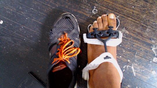 exo shoe by shoe