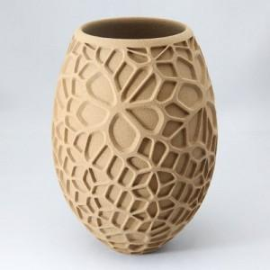 Cellular Vase by designer Ed Rawle
