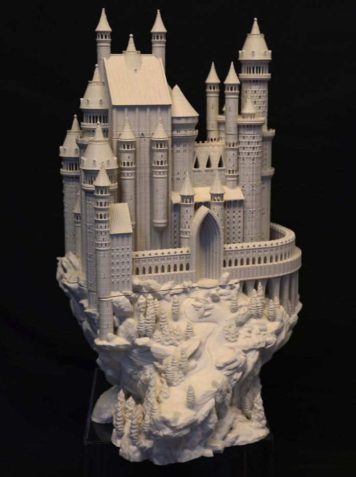 Bold Machines Designs And Releases An Amazing 3d Printed