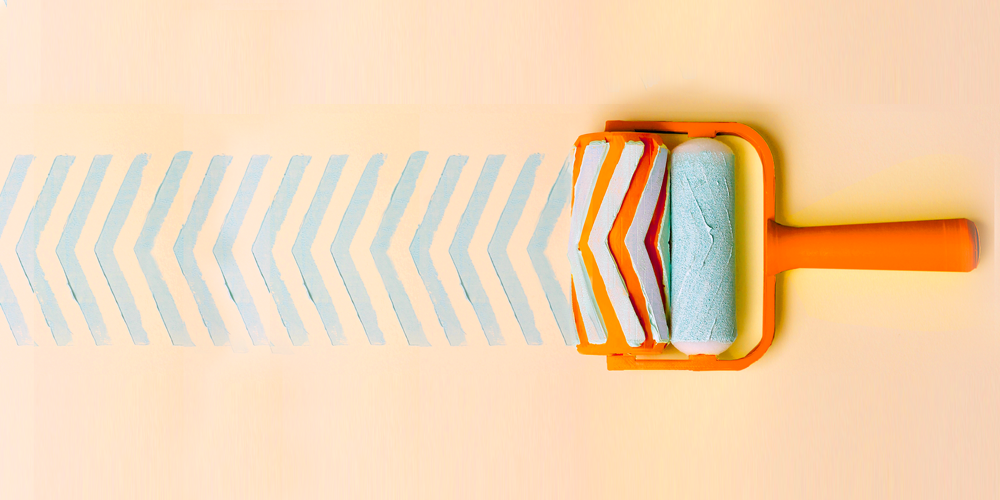 Introducing Chic 3D Printed Patterned Paint Rollers