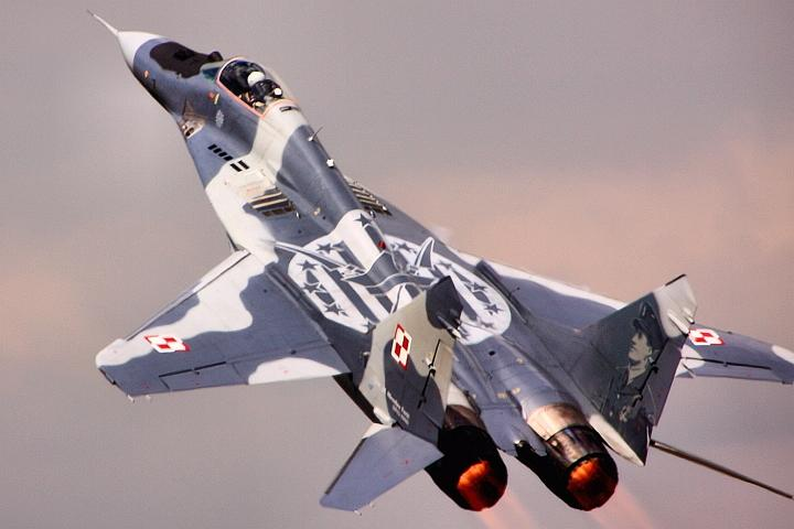 Polish_Air_Force_MiG-29_at_the_2013_Royal_International_Air_Tattoo_(9347807193)