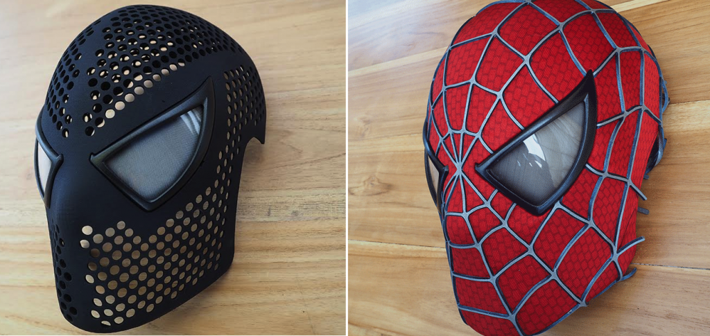 3d Printer For Sale >> Now Anyone Can Be Spider-Man with This Incredible 3D Printed Spidey Mask | 3DPrint.com | The ...