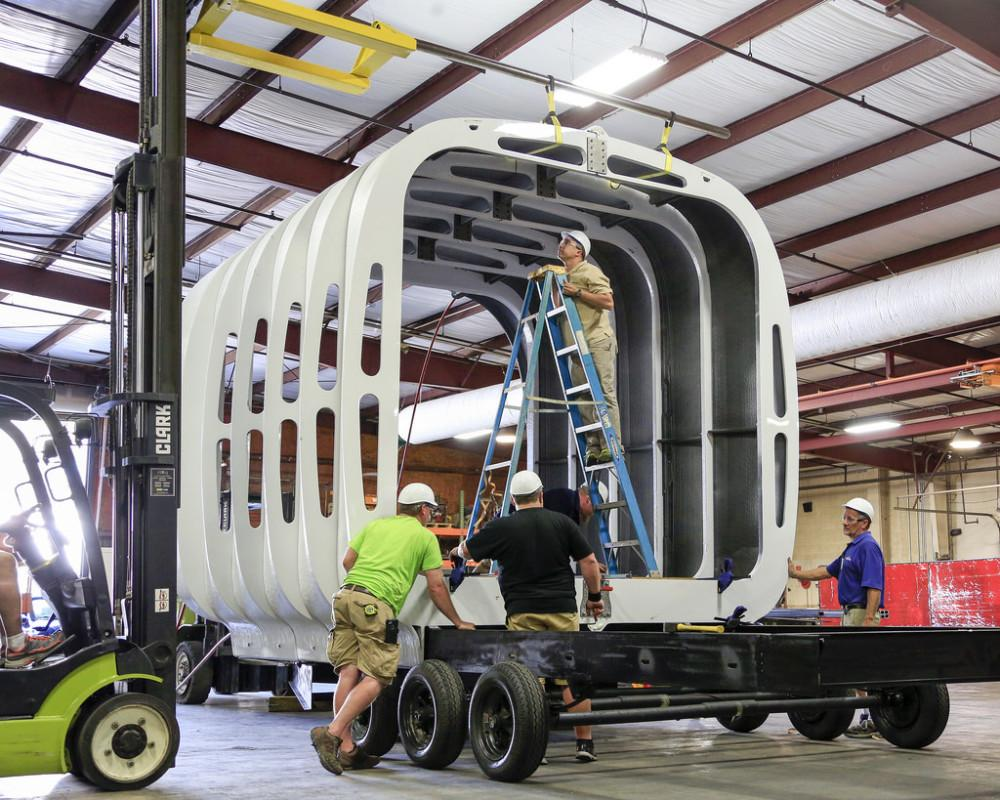 Ornl Demos Their New Integrated 3d Printed Home And