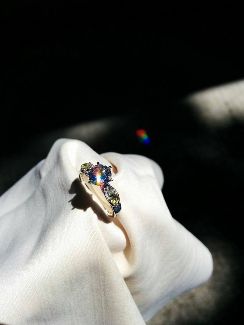 nasa engineer designs an original 3d printed engagement
