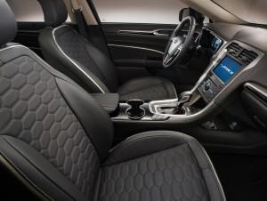 The Mondeo Vignale interior was heavily 3D prototyped.