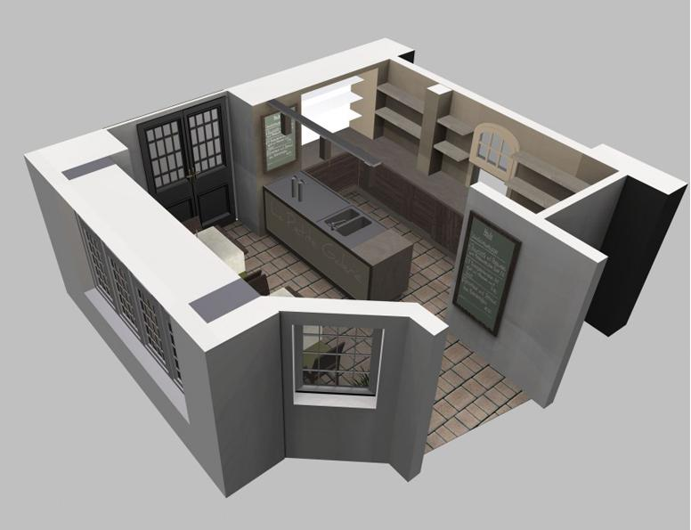 Software company elecosoft announces that its 3d architectural floor plans