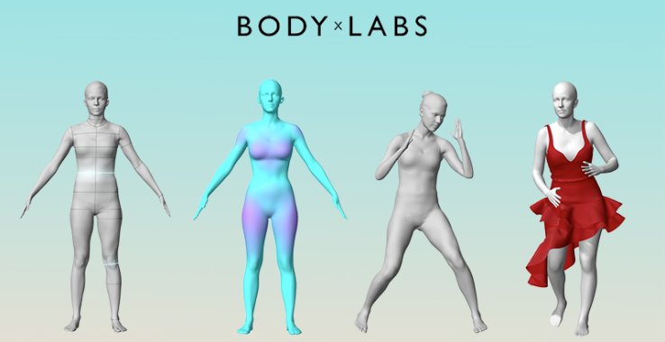 Body Labs 3D body avatars have uses in retailer, fitness, VR and even video games.