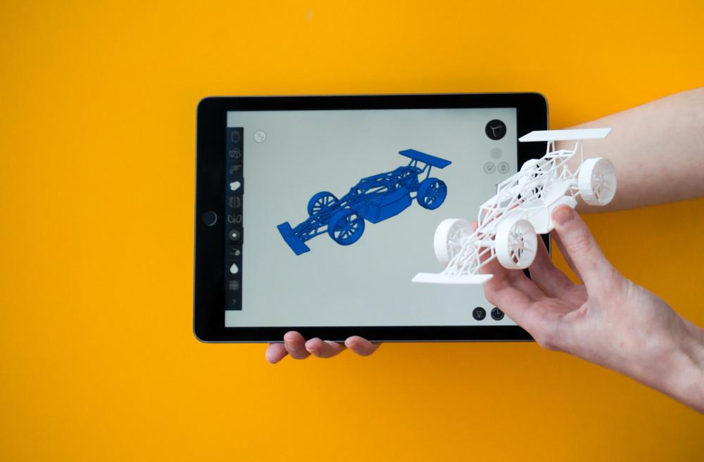The New Easy To Use Gravity Sketch 3d Modelling App For