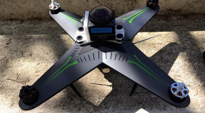 Soar Overhead Smoothly:Deck Out Your Drone With This 3D Printed Camera Mount/Dampener