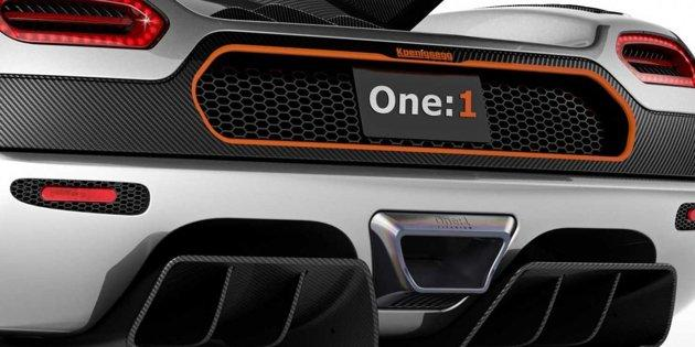 World S Fastest Car Koenigsegg One 1 To Feature 3d