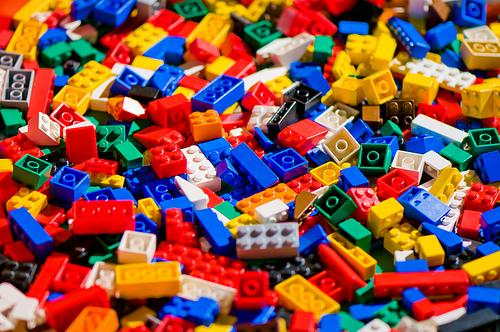 Lego Awarded 3D Printing Patent, May Allow Users to Print Own Bricks