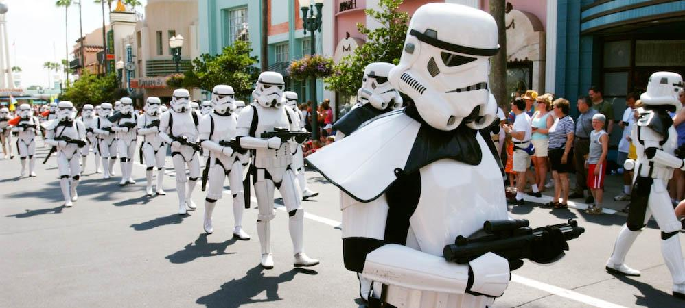 Disney's D-Tech Me: 3D Print Yourself As a Star Wars Stormtrooper and More