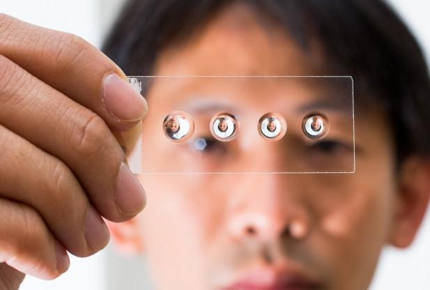Researchers 3D Print Smartphone Compatible Microscope Lenses for 1 Penny
