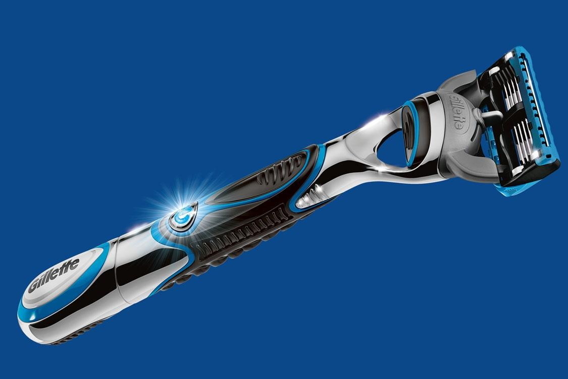 Patent Filing Indicates that Gillette is Considering 3D Printing Their Razors