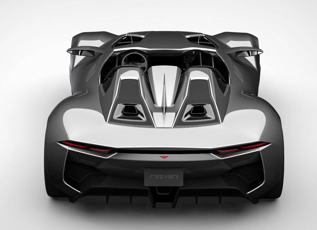 partially 3d printed rezvani beast is the ultimate american made affordable sports car. Black Bedroom Furniture Sets. Home Design Ideas