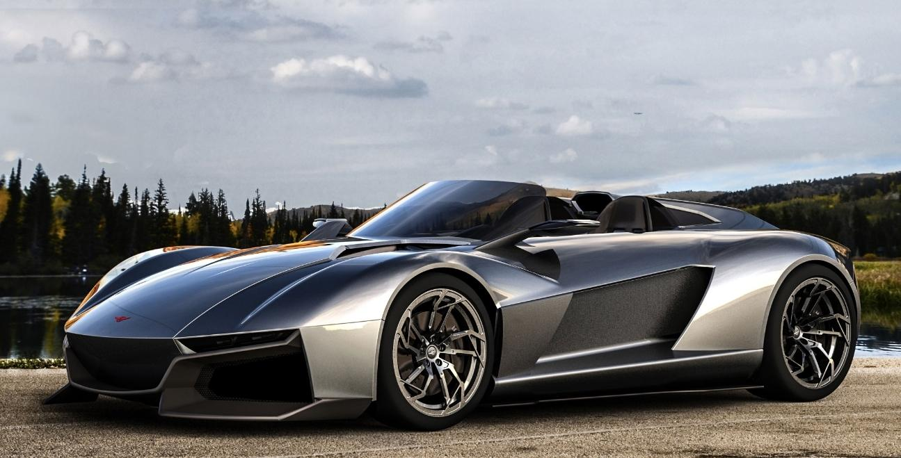 Partially 3D Printed Rezvani Beast Is the Ultimate American Made, Affordable, Sports Car