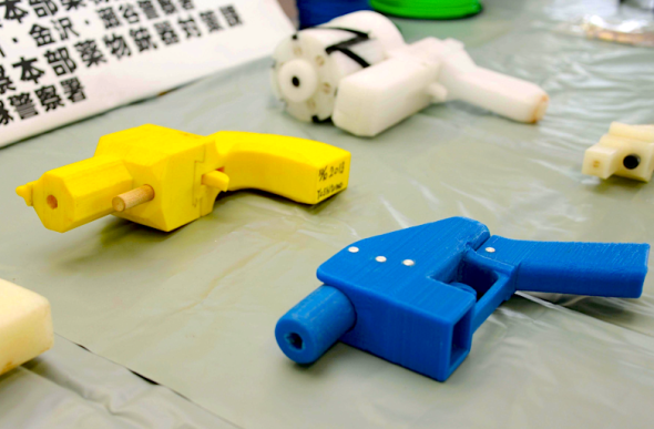 University Official Arrested For Possession of 3D Printed Gun – Claims 'A gun makes power equal'