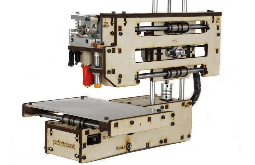 New Printrbot Simple Maker's Kit is Released