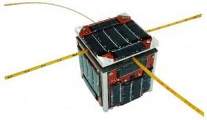 A Typical CubeSat