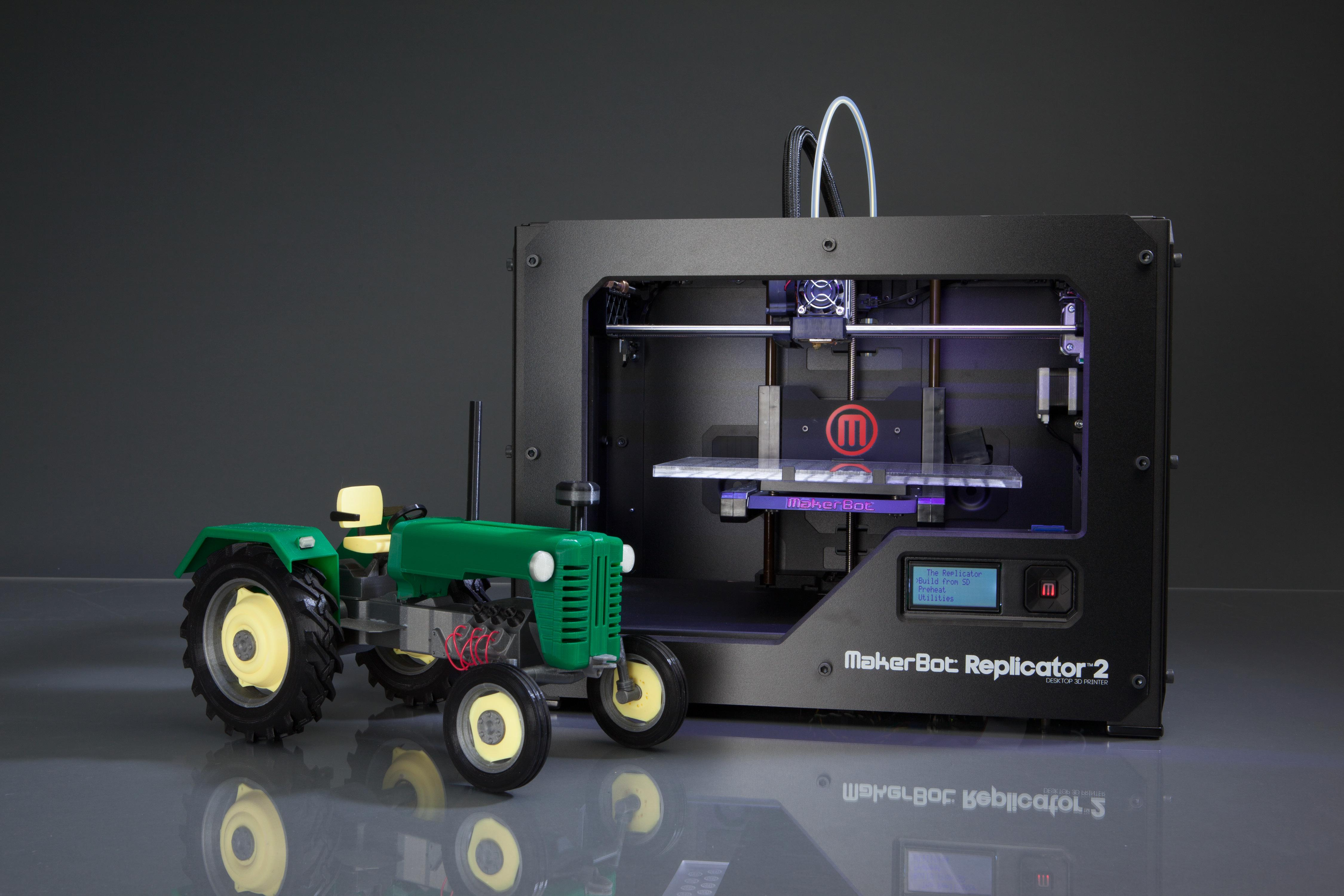 MakerBot Inks Deal With Tech Data To Expand Their North American Footprint