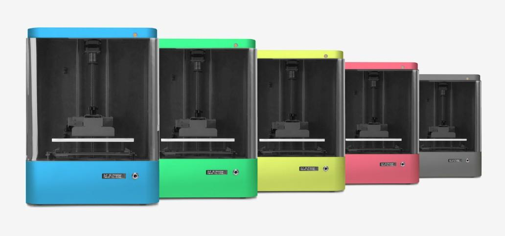 MakeX M-One Open Source DLP 3D Printer to Launch Kickstarter Campaign on June 24 - Starting at $1699