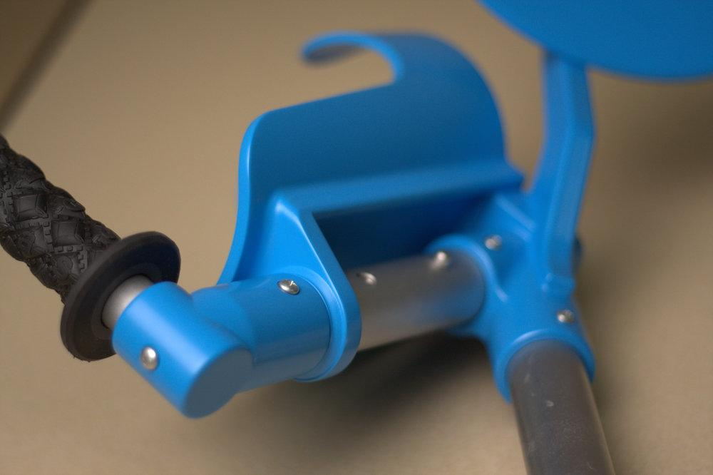Better Walk Uses 3D Printing to Accelerate Prototyping for a Better Crutch