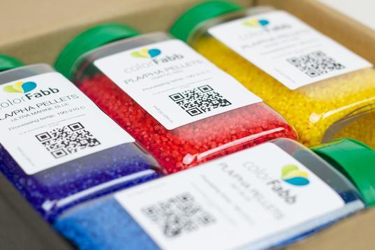 colorFabb Pellets