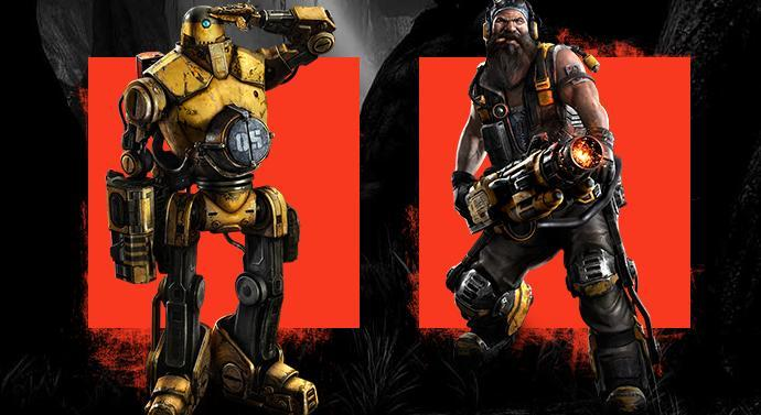 2K Games Releases 3D Printable Character Files For Their Upcoming Game 'Evolve'