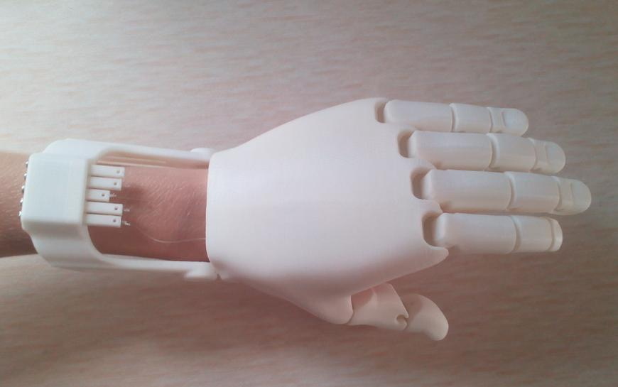 Next Generation of 3D Printed Prosthetic Hands - The Flexy-Hand 2 - Looks and Feels More Realistic