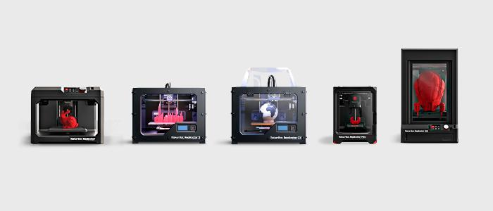 MakerBot Desktop 3.2.1 available for all these printers