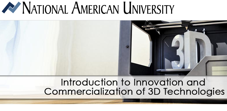 University in Texas Launches 3D Printing Certification Courses for Business Leaders, to Meet Demand