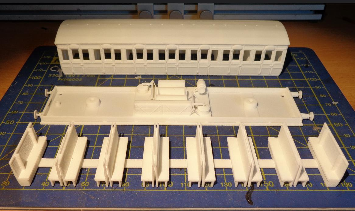 Choo Choo! Man in England 3D Prints Model Train Sets and They Are  Incredible - 3DPrint.com | The Voice of 3D Printing / Additive Manufacturing