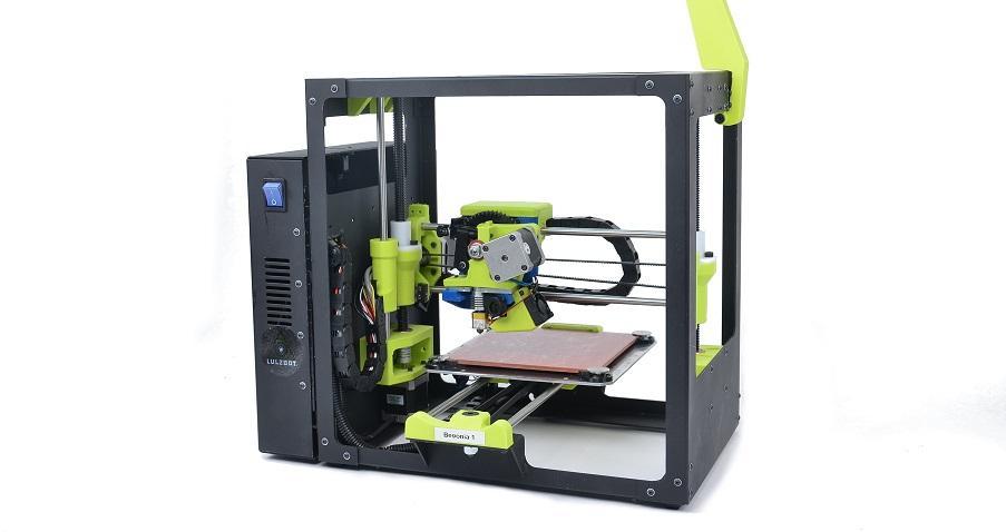 New Upcoming LulzBot Printer Code Named: 'Begonia'