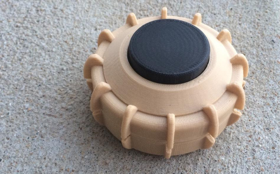 3D Printed Landmines are Built for Military Training