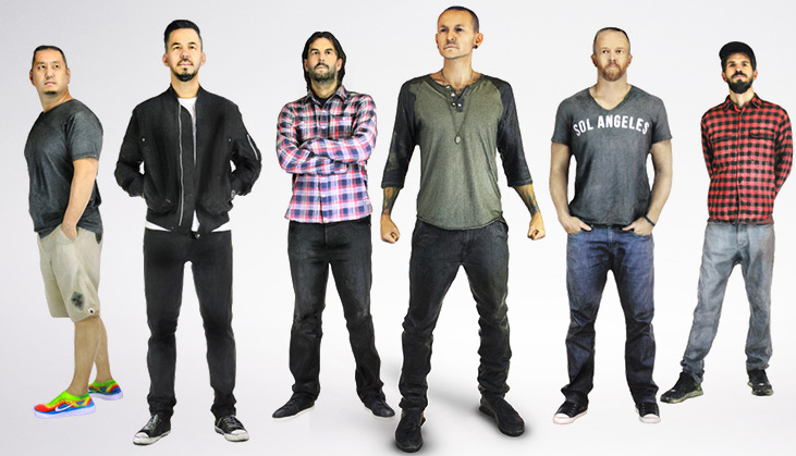 Rock Band 'Linkin Park' Offers Fans 3D Printed Figurines of Themselves