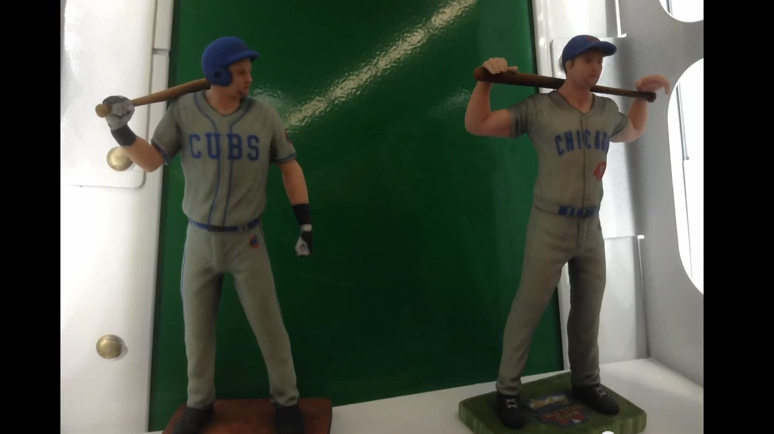 3D+Me Will Turn You Into a 3D Printed Major League Baseball Player At Sam's Club
